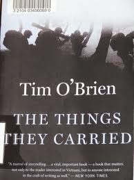 literary analysis tim o brien Criterion: a journal of literary criticism volume 9|issue 1 article 4 4-2016 morality and pleasure in tim o'brien's the things they carried sarah bonney.