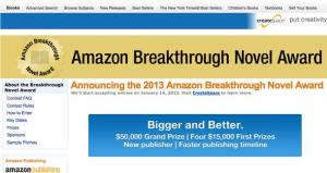 amazon-breakthrough-novel