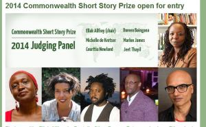 Commonwealth writers competition