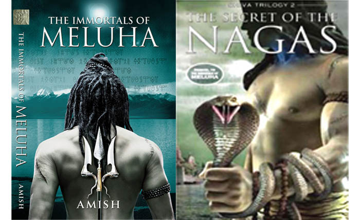 million copies of The Shiva Trilogy soldImmortals Of Meluha And The Secret Of The Nagas