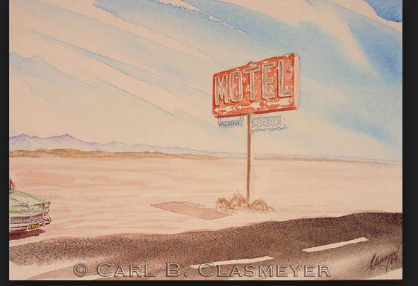 Motel for the lost