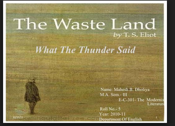 the waste land 3000 words Meaning and definitions of wasteland, translation in marathi language for wasteland with similar and opposite words see all 3000+ words learn common gre words.