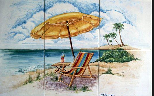 beach painters
