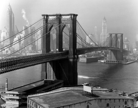 Brooklyn Bridge – Arch No. 6