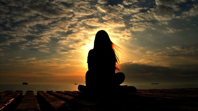 silence_girl