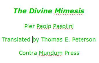 DivineMesis