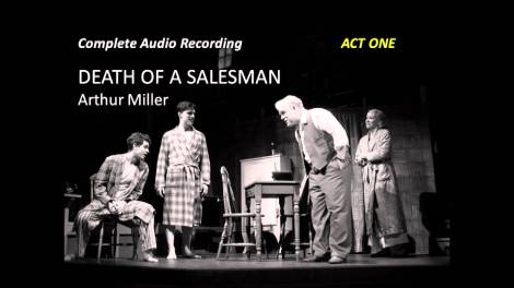 An analysis of the beginning in death of a salesman a play by arthur miller
