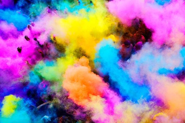 color-rain